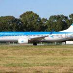 Aerolineas Argentinas получила новый Boeing 737 MAX 8, серийный номер 44294