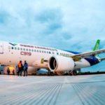 Первый полёт COMAC C919 назначен на май 2017-го